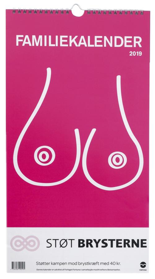 støt brysterne logo